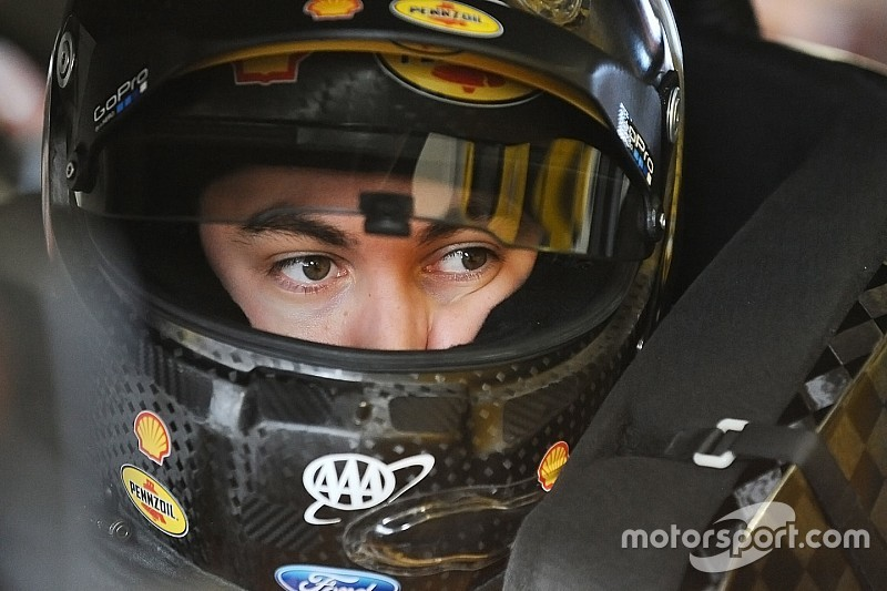Logano left disappointed after Cup finale: