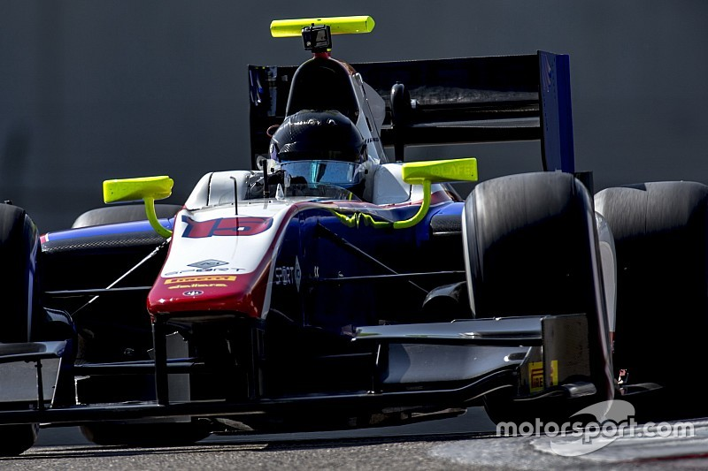 【GP2】公式テスト1日目:ラファエレ・マルチェロがトップタイム。松下は2位。