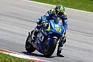 MotoGP Suzuki seamless gearbox feels