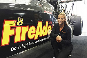 NHRA Breaking news Leah Pritchett thrown a career lifeline