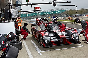 """WEC Breaking news Audi's front-row lockout shows """"new world"""" of potential – Jani"""