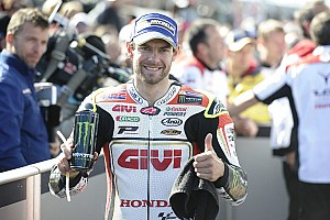 MotoGP Breaking news Crutchlow: I deserve more support from Honda