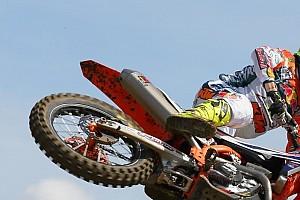 Mondiale Cross MxGP Qualifiche Tony Cairoli si ripete e vince le Qualifiche del GP d'Olanda ad Assen