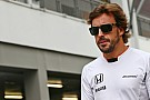 Upbeat Alonso unfazed by 30-place grid penalties