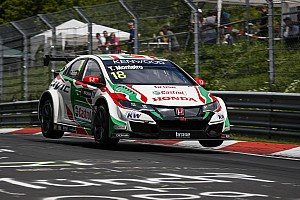 WTCC Breaking news Honda