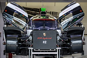 Le Mans Breaking news Jani confirms Porsche will revert to 2015 battery at Le Mans