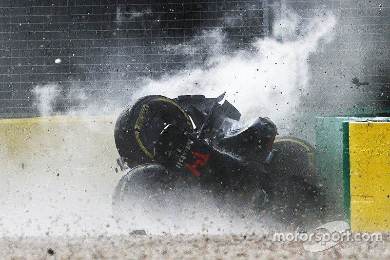 F1 Ace Fernando Alonso Thought 1995 150mph Crash Told Medics Drive Karts Want Racing Driver Grow Up also Data Reveals Alonso S 305km H Melbourne Crash Peaked At 46g 748999 further 2018 Calendar Set For Last Minute Change moreover F1 Driver Fernando Alonso Preparing Indy 500 moreover Fernando Alonso Mclaren Malaysian Gp. on crash alonso f1 australia grand prix