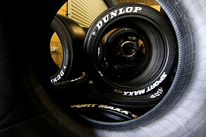 Supercars Breaking news Dunlop wins Supercars control tyre deal extension