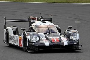 WEC Practice report Fuji WEC: Webber puts Porsche on top in second practice