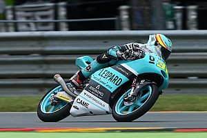 Moto3 Race report Austria Moto3: Mir scores maiden win from Binder, Navarro crashes