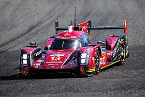 WEC Qualifying report Rebellion Racing locked out the fourth row of the starting grid for 6 Hours of Spa