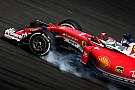 Formula 1 Vettel says warm conditions favouring Ferrari