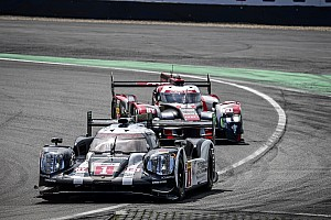 "WEC Breaking news Webber: Audi ""ran out of bullets"" in duel with Porsche"
