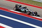 US GP: Rosberg quickest in FP2, Ricciardo close behind
