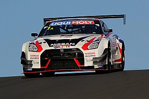 Endurance Qualifying report Nissan upbeat after qualifying for the 2016 Bathurst 12 Hour – video