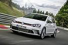 Auto Vidéo - La Golf GTI Clubsport S bat son record sur le Nürburgring!
