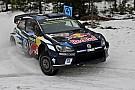 WRC Sweden WRC: Ogier strikes back, rebuilds gap over Paddon