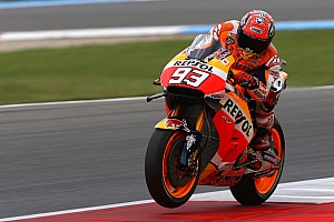 "MotoGP Breaking news Marquez says current points gap to Rossi ""not enough"""