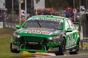 Supercars Race report Barbagallo V8s: Winterbottom hangs on to win Sunday thriller