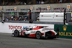 Le Mans Breaking news Toyota on Le Mans heartbreak: