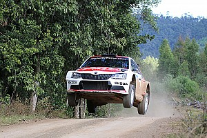 Other rally Leg report Australia APRC: Gill takes clean sweep of Day 1 stage wins