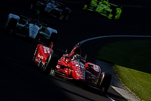 IndyCar Breaking news The key to Rahal's success?