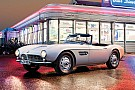 Automotive Elvis' BMW 507 lives on: Comeback at the Concours d'Elegance in Pebble Beach