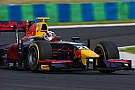 GP2 Hungary GP2: Gasly leads Prema 1-2 in feature race