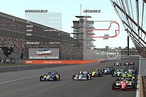 Jeux Video Contenu spécial Replay - La deuxième course de la saison IndyCar 2016 de la FFSCA!