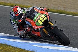 MotoGP Practice report Spanish GP: Aprilia is on the track with the first upgrades