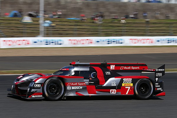 WEC Breaking news Audi to leave WEC at the end of 2016
