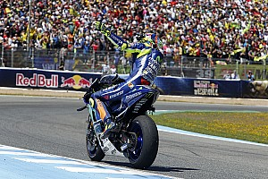 MotoGP Breaking news Rossi: I'll still be motivated to win when I'm 40