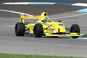 Pro Mazda Race report O'Ward scores fifth win of the season in dominant style