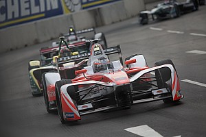 Formula E Breaking news Rosenqvist says Formula E his toughest series to adapt to yet