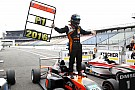 Formel 4 Joey Mawson sichert sich den Formel-4-Titel