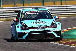 TCR Репортаж з гонки TCR в Спа: Перша перемога Верне