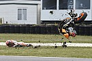 MotoGP Marquez admits over-confidence caused Phillip Island crash