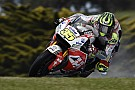 """MotoGP Crutchlow: I was """"terrified"""" about crashing out like Marquez"""