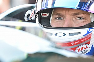 "IndyCar Breaking news Newgarden: First test with Penske was ""a blast"""