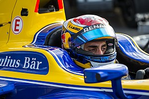 Formula E Practice report London ePrix: Buemi takes control in second practice