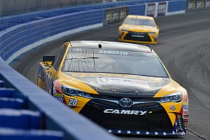NASCAR Sprint Cup Practice report Final practice slowed by two-car crash, Kenseth quickest