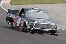 Bell earns KBM's 50th truck win in Gateway thriller