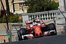 Formula 1 Monaco GP: Vettel pips Hamilton in final practice