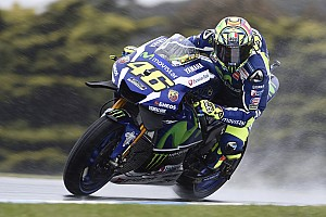 "MotoGP Breaking news Rossi reflects on qualifying disaster: ""I had no feeling"""