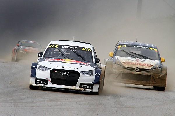 World Rallycross Leg report Portugal WRX: Ekstrom maintains advantage ahead of finals
