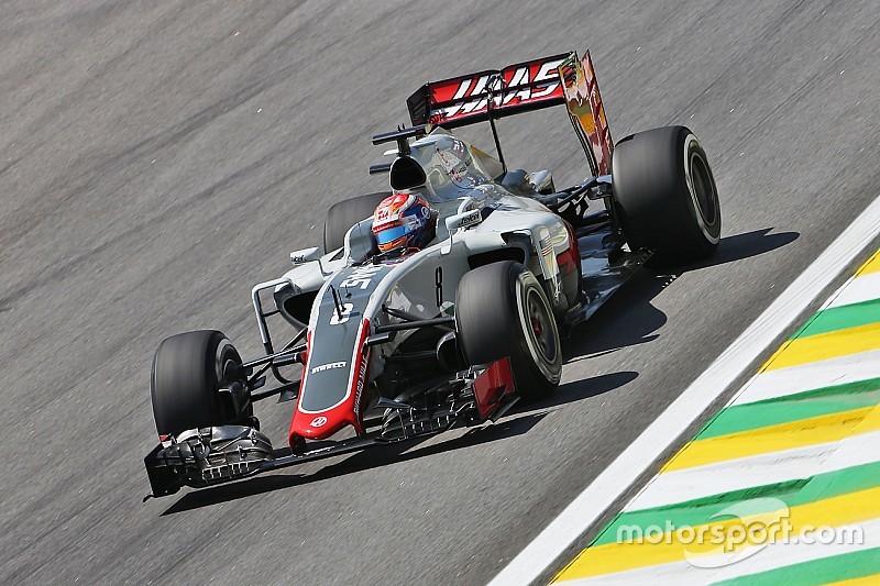 Grosjean admits Haas had