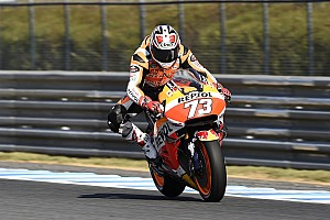 MotoGP Breaking news Aoyama returns as Pedrosa's stand-in at Sepang