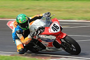 Other bike Race report Chennai II Honda CBR 250: Kumar sees off Krishnan to secure two wins