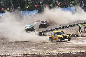 中国汽车场地越野锦标赛COC 比赛报告 COC山西站决赛迎碰撞问题  乔旭以最快成绩夺冠
