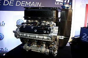 Le Mans Breaking news The Automobile Club de l'Ouest announces its 2016 innovations and the future regulations
